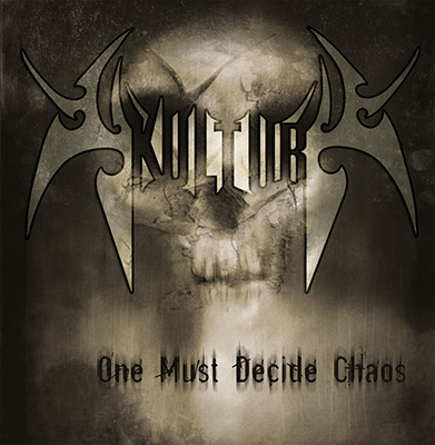 Kultur cover art design